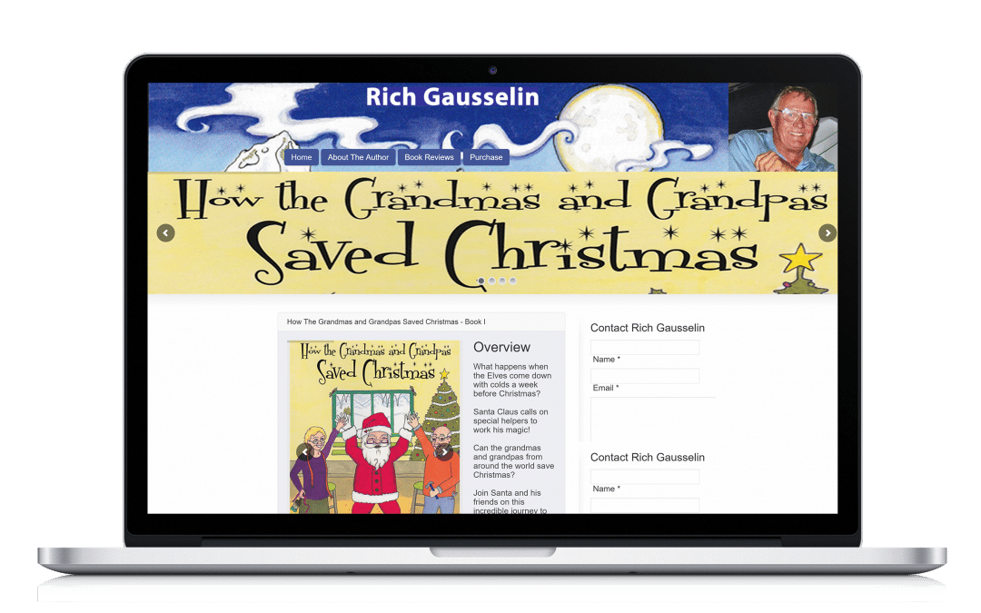 Rich Gausselin – Author